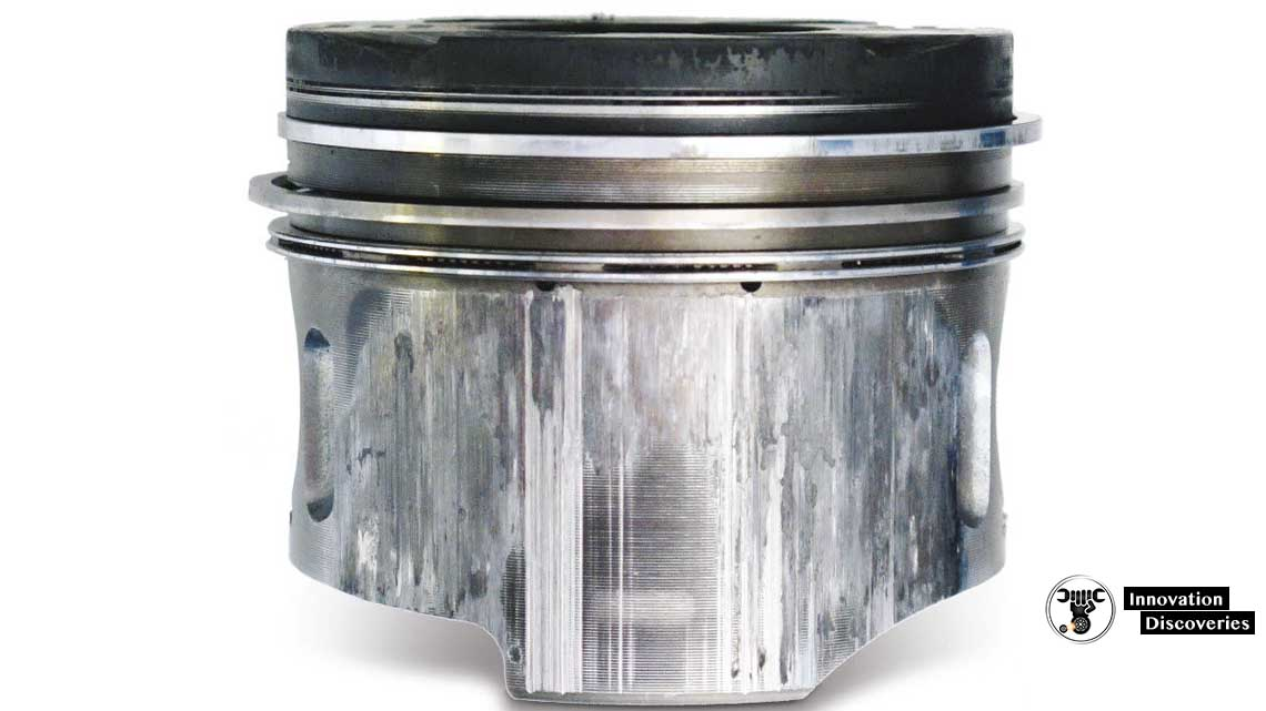 Piston Damage From Overheating