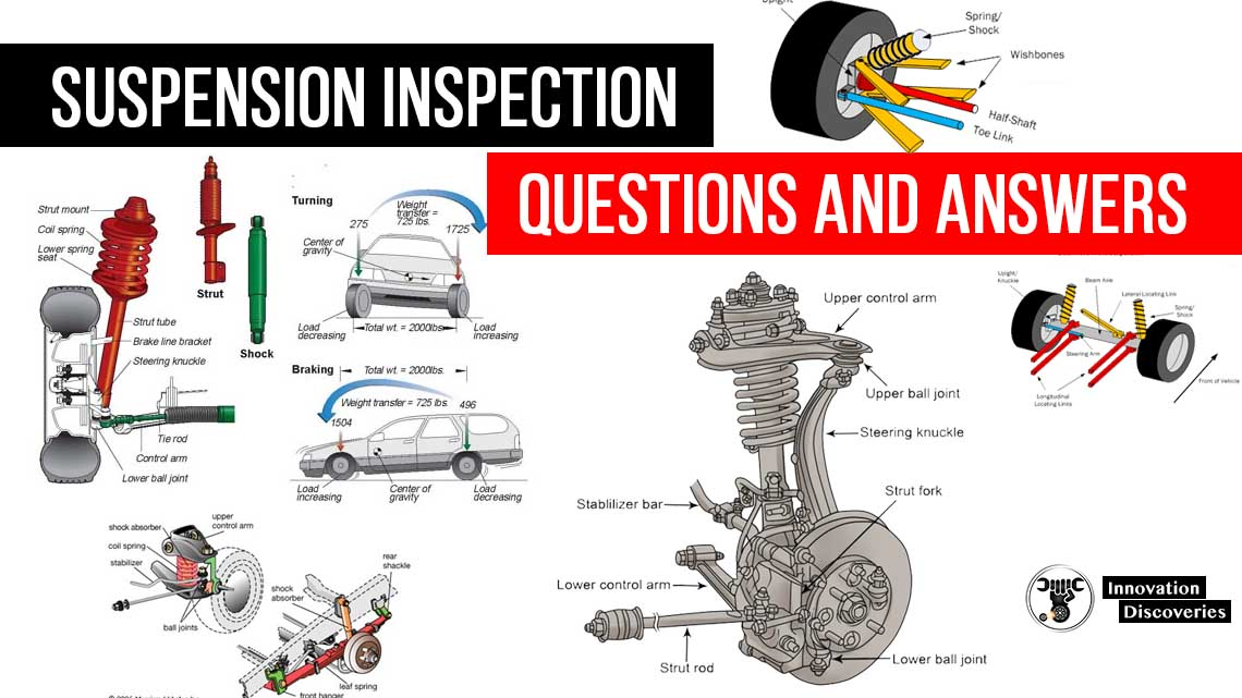 Suspension Inspection - Questions and Answers