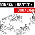 Toyota Land Cruiser |Engine Mechanical | Inspection