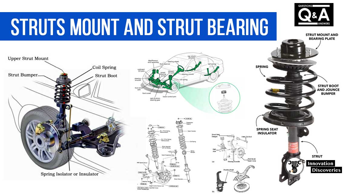 Struts Mount And Strut Bearing | Q & A