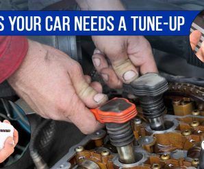 6 Signs Your Car Needs a Tune-Up