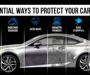 7 Essential Ways to Protect Your Car Paint