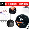 DRIVING TIPS: REDUCING STEERING MAINTENANCE