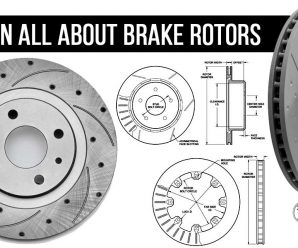 Learn All About Brake Rotors