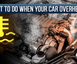 What to Do When Your Car Overheats