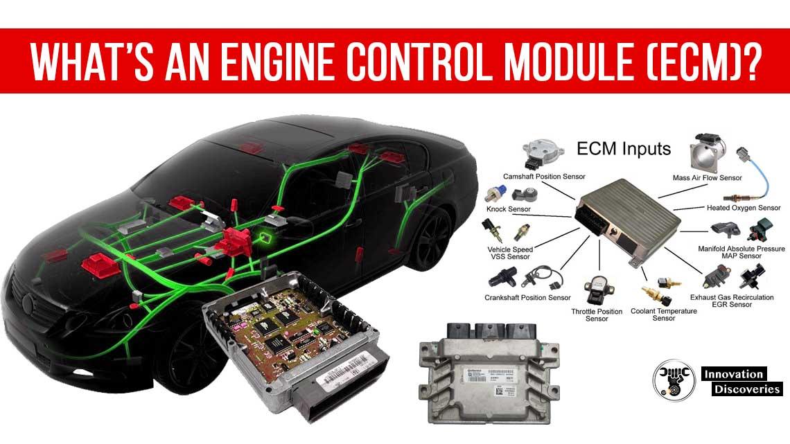 What's an Engine Control Module (ECM)?