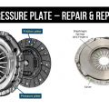 CLUTCH PRESSURE PLATE – REPAIR & REPLACEMENT