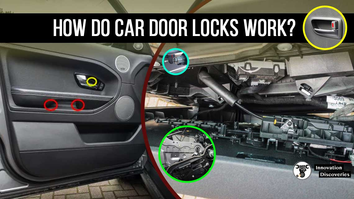 How do car door locks work?