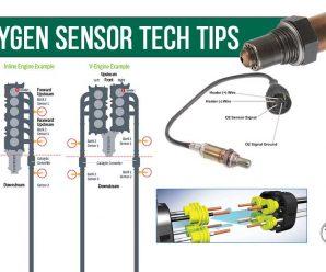 Oxygen Sensor Tech Tips
