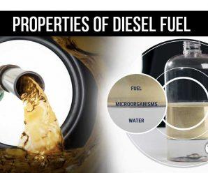Properties of Diesel Fuel