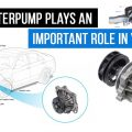 The Waterpump plays an important role in your Car