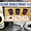 What Colour Should Brake Fluid Be?