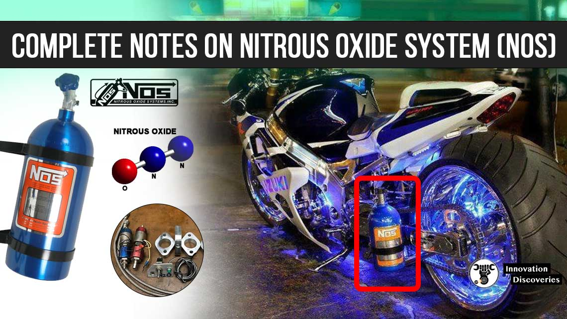 COMPLETE NOTES ON NITROUS OXIDE SYSTEM (NOS)