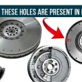 KNOW WHY THESE HOLES ARE PRESENT IN FLYWHEELS