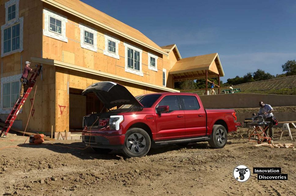 The All-Electric F-150 Lightning: Turning Electric Into Lightning | Ford