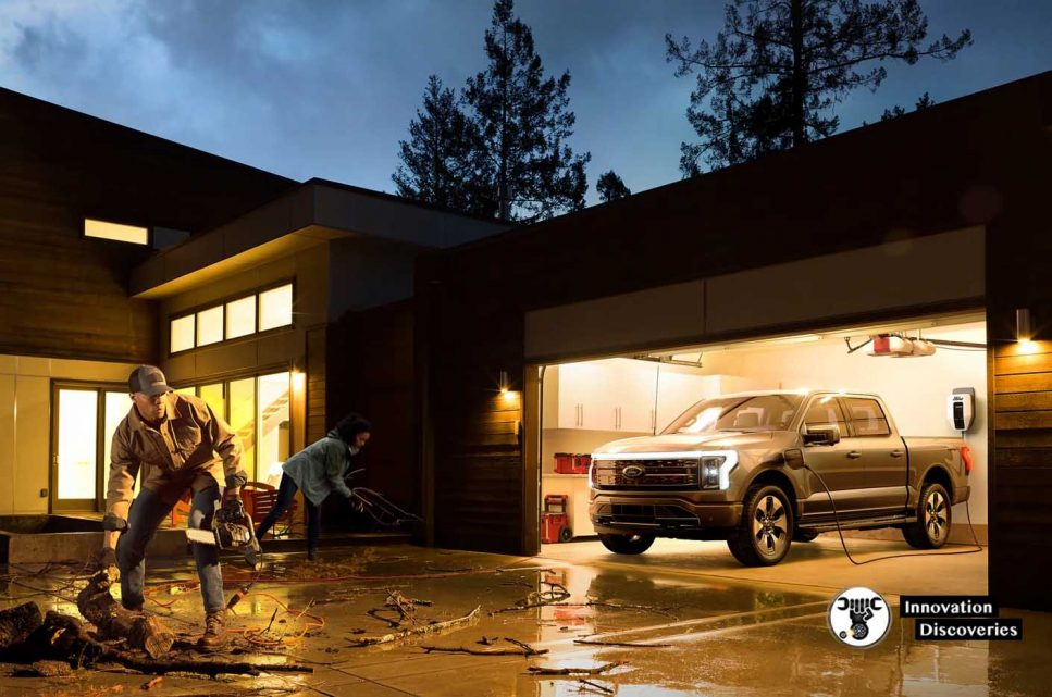 The All-Electric F-150 Lightning: Turning Electric Into Lightning   Ford