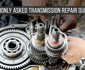 7 Commonly Asked Transmission Repair Questions