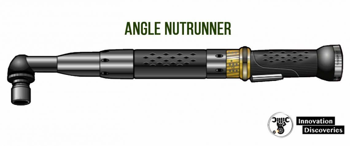 Angle nutrunner