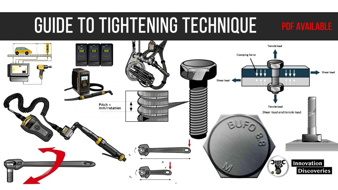 GUIDE TO TIGHTENING TECHNIQUE