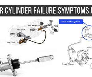 Master Cylinder Failure Symptoms Clutch