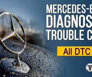 Mercedes-Benz Diagnostic Trouble Code