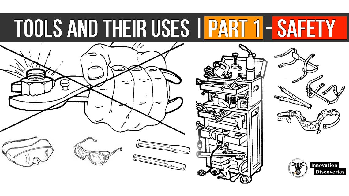 Tools and Their Uses | Part 1 - SAFETY
