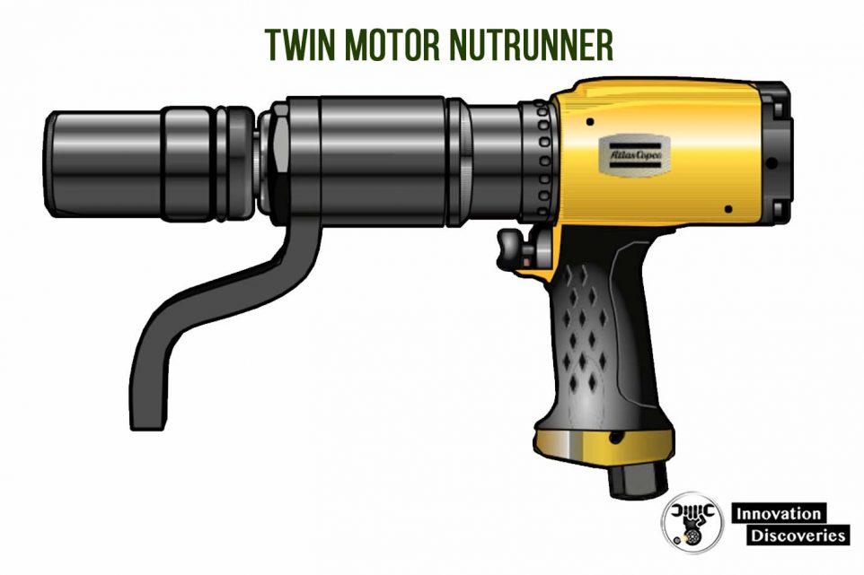 Twin motor nutrunner