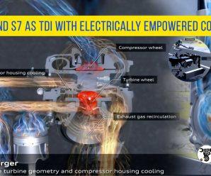 Audi S7 Sportback TDI – Electrically Empowered Compressor