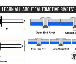 """Learn All about """"Automotive Rivets"""""""